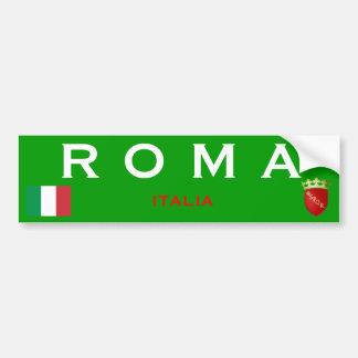 Adhésif pour pare-chocs de l'Italie - de Roma Autocollant De Voiture