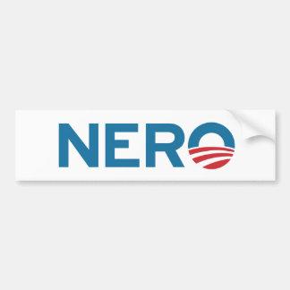 Adhésif pour pare-chocs de NERO d'Obama Autocollant Pour Voiture