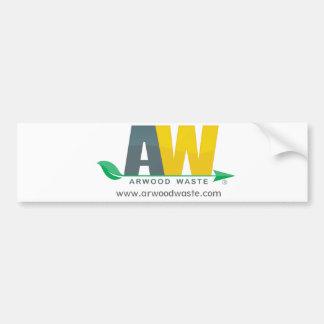 Adhésif pour pare-chocs de rebut d'Arwood Autocollant De Voiture
