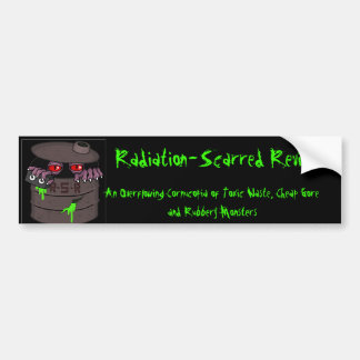 Adhésif pour pare-chocs de RSR Tagline Autocollant De Voiture