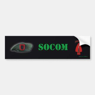 adhésif pour pare-chocs de socom de commande d'opé autocollant pour voiture