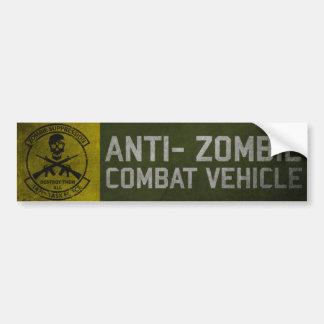 Adhésif pour pare-chocs de TF de zombi de fonction Autocollant De Voiture