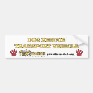 Adhésif pour pare-chocs de véhicule de transport d autocollant de voiture