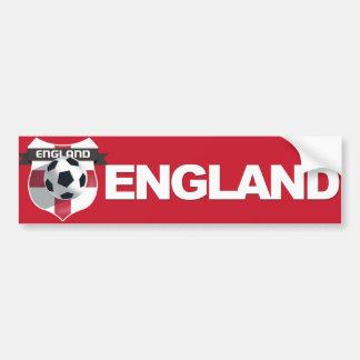 Adhésif pour pare-chocs d'équipe de l'Angleterre Autocollant De Voiture