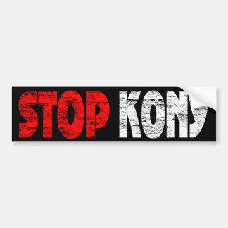 Adhésif pour pare-chocs fané de Kony d'arrêt Adhésif Pour Voiture