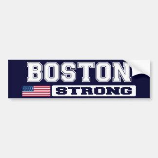 Adhésif pour pare-chocs FORT de drapeau de BOSTON  Autocollant De Voiture