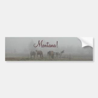 Adhésif pour pare-chocs givré de brouillard de mat autocollant pour voiture