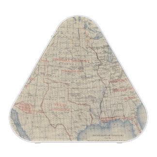 Adhésions 1 de territoire haut-parleur bluetooth