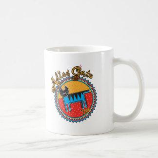 Adios Gato de Niños Tasses À Café