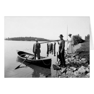 Adirondack 1903 Mts. Carte de voeux