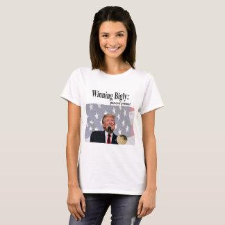 Adjectif de gain de Bigly T-shirt
