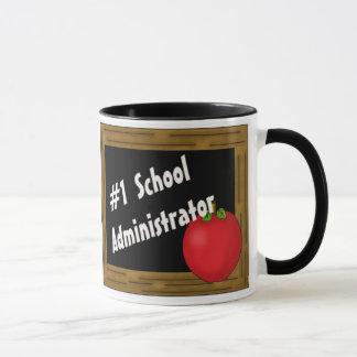 Administrateur scolaire #1 tasses