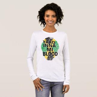 ADN jamaïcaine T-shirt À Manches Longues
