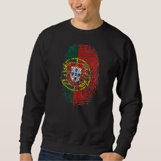 ADN Português (ADN) - Tugas Camisas e Presentes Sweatshirt