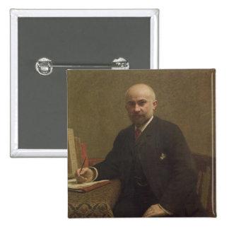Adolphe Jullien 1887 Badge