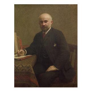 Adolphe Jullien 1887 Carte Postale