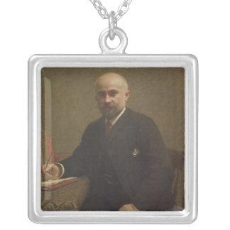 Adolphe Jullien 1887 Pendentif Carré