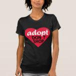 Adopt ne font pas des emplettes t-shirts