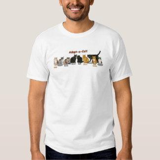 Adopter-un-Chat T-shirt