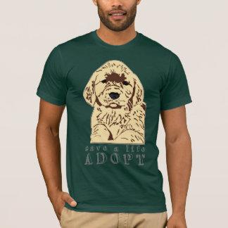 adopter-un-chiot t-shirt