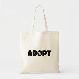 Adoptez le sac fourre-tout à chien de délivrance