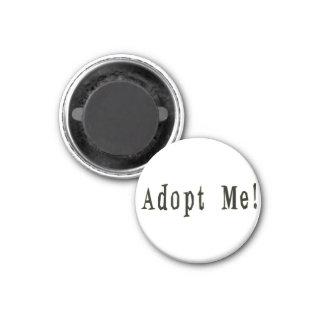 Adoptez-moi aimant