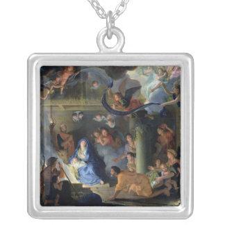 Adoration des bergers, 1689 pendentif carré