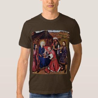 Adoration des Magi par Daret Jacques (meilleur T-shirt