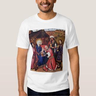 Adoration des Magi par Daret Jacques (meilleur T-shirts