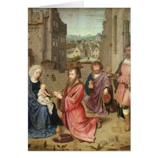 Adoration des rois, 1515 cartes