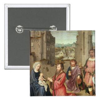 Adoration des rois, 1515 pin's