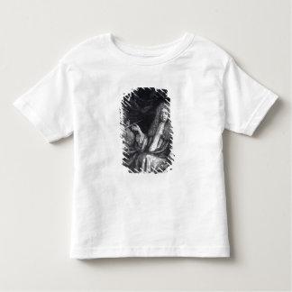 Adrian Beverland, gravé par Isaac Beckett T-shirt Pour Les Tous Petits