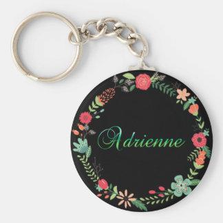 Adrienne 2 porte-clés