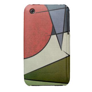 AEIOU - cas protecteur de l'iPhone 3 Coques iPhone 3