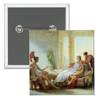 Aeneas indiquant le Dido de la catastrophe chez Tr Badge
