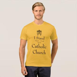 Aérobic catholique t-shirt