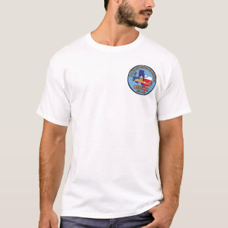 Aéroport de la garde côtière Houston T-shirt