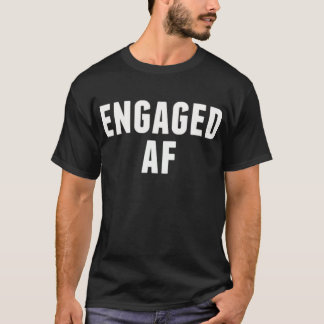 AF engagé T-shirt