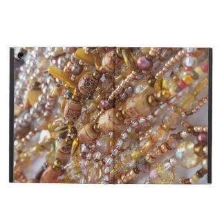 affaire no. d'air d'iPad copie de perle de tons de Coque iPad Air