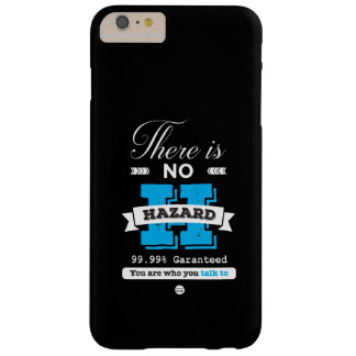 Affaire no. risque coque barely there iPhone 6 plus