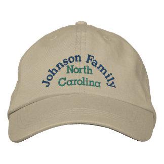 Affaires/casquette personnel d'équipe casquette brodée