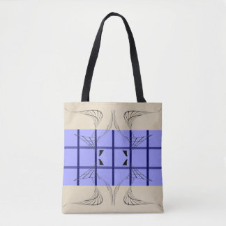 Affaires causales tote bag