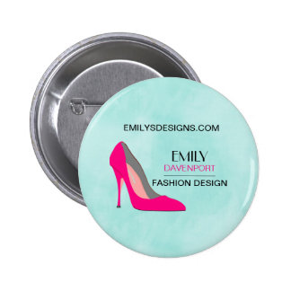 Affaires chics de chaussure stylet de talon haut badges