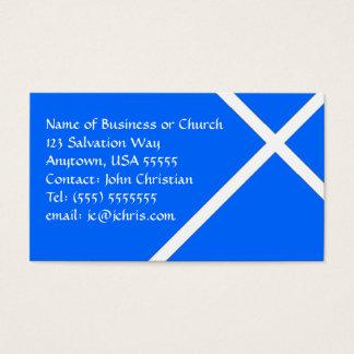 Affaires chrétiennes de carte pour des églises et