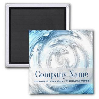 affaires modernes d'abrégé sur eau bleue promotion aimant