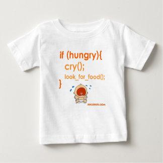 Affamé T-shirt Pour Bébé