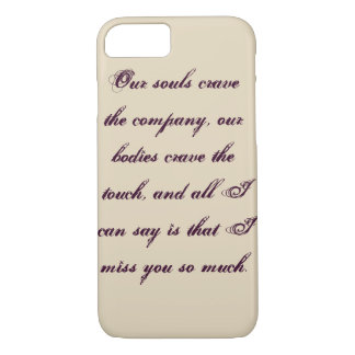 Affection Coque iPhone 7