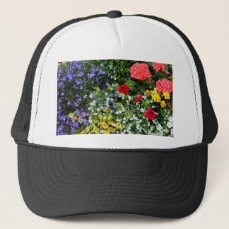 Affichage floral 2 casquette