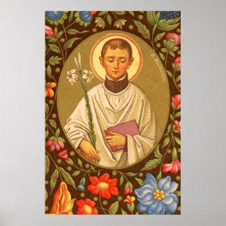 Affiche #2 de St Aloysius Gonzaga (P.M. 01)