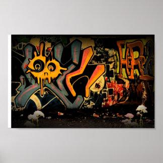 Affiche #3 de graffiti posters